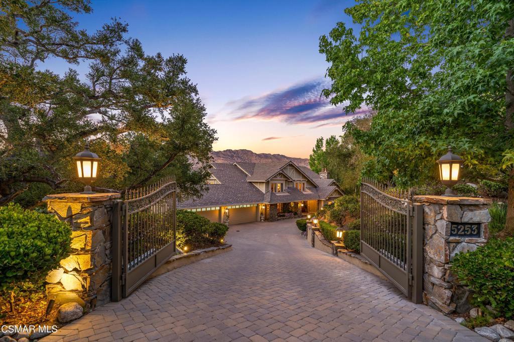 5253     Lakeview Canyon Road, Westlake Village CA 91362