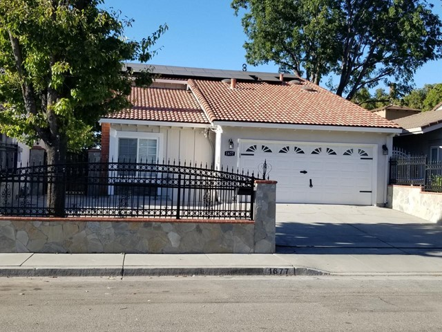 1677 Chesterton Circle, San Jose, CA 95133