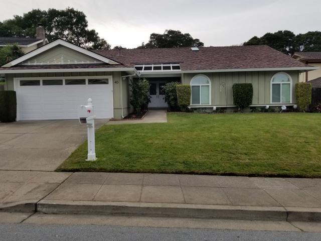 40 Los Altos Place, San Mateo, CA 94402