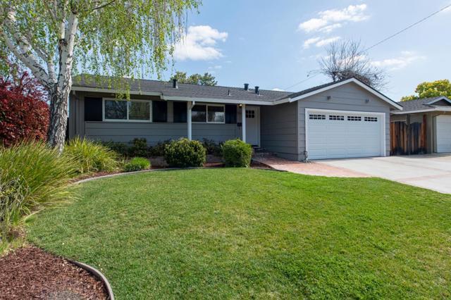 5012 Jarvis Avenue, San Jose, CA 95118