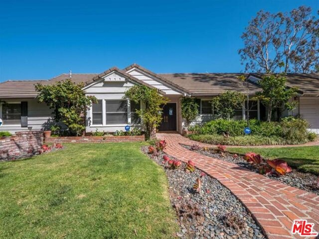580 Lucero Ave, Pacific Palisades, CA 90272