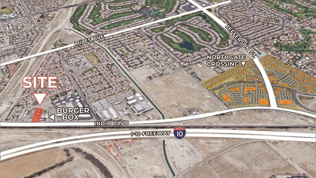 0 81225 Indio Boulevard, Indio, CA 92201