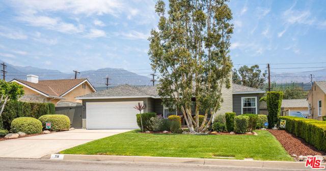 4. 718 San Luis Rey Road Arcadia, CA 91007