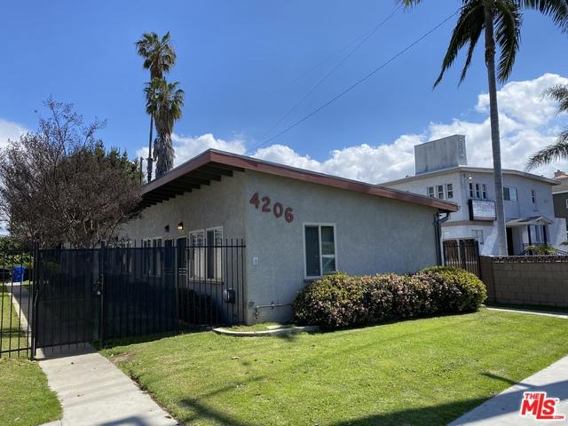 4206 S CENTINELA Avenue, Los Angeles, CA 90066