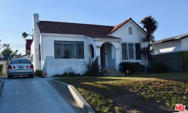 5469 8TH Avenue, Los Angeles, CA 90043