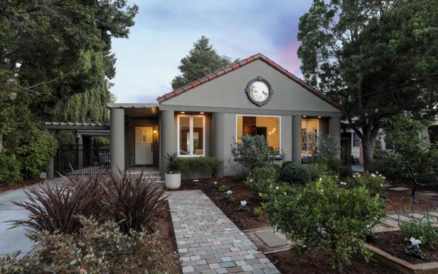 158 Rinconada Avenue, Palo Alto, CA 94301
