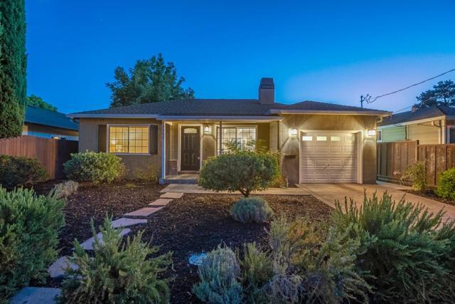 1360 Sierra Street, Redwood City, CA 94061