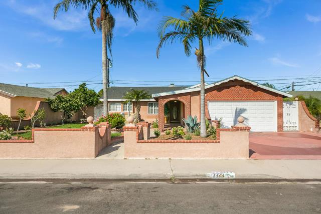 3323 Kern Street, Oxnard, CA 93033