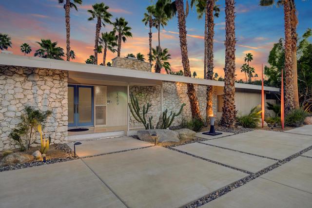 1430 S Paseo De Marcia, Palm Springs, CA 92264