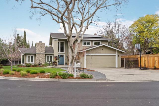 17349 Creekside Court, Monte Sereno, CA 95030