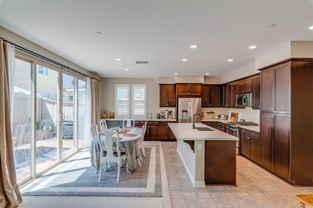 Open Floor Plan. Upgraded with Additional Counter & Cabinets!