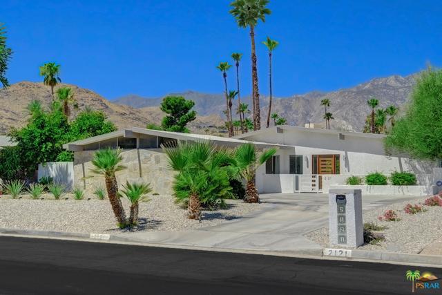 2121 S Broadmoor Dr, Palm Springs, CA 92264