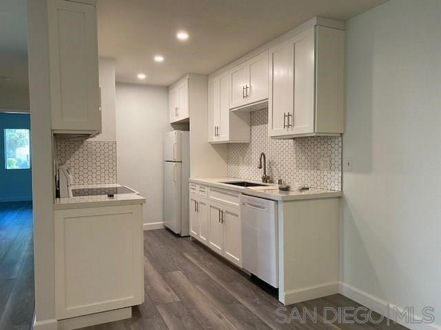 Sweet condo ready for move-in.  Unit has been completely upgraded with latest trends and super clean.