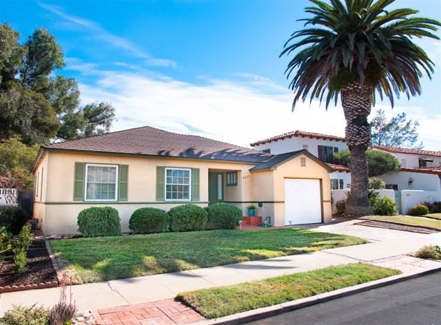 4627 E Talmadge Dr, San Diego, CA 92116