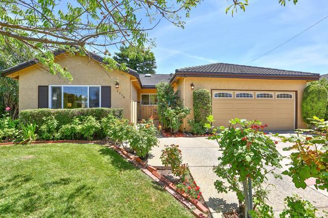 1314 Piland Drive, San Jose, CA 95130