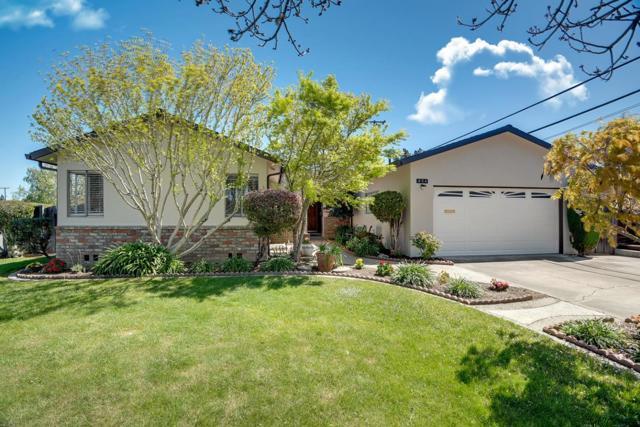 654 Brentwood Drive, San Jose, CA 95129