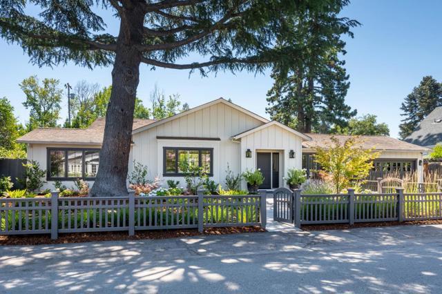 Photo of 1775 Oak Avenue, Menlo Park, CA 94025