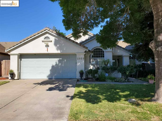 2955 Corbett Lane, Tracy, CA 95376
