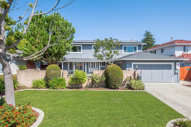 915 Bluebell Way, Sunnyvale, CA 94086