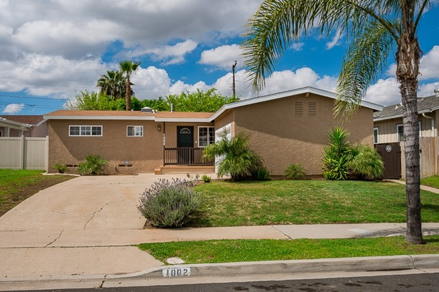 1002 S Johnson, El Cajon, CA 92020