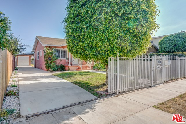 Front Driveway Automated Gate