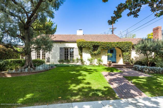 465 Allendale Road, Pasadena, CA 91106