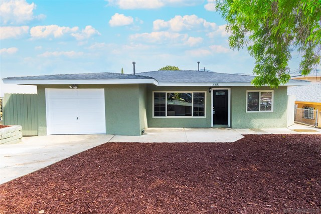 445 Paraiso Ave, Spring Valley, CA 91977