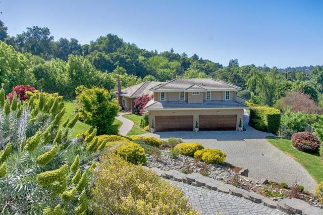 12105 Oak Park Court, Los Altos Hills, CA 94022