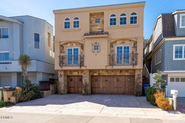 3 story Ocean Front Hollywood Beach Tuscan estate with elevator.