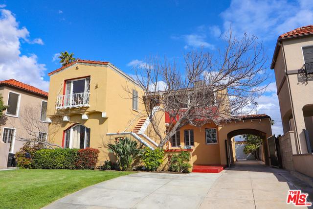 844 S CURSON Avenue, Los Angeles, CA 90036
