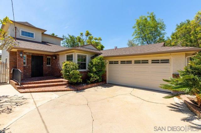 3. 5485 Mound ave San Diego, CA 92120