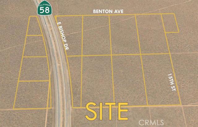 0 E Bishop Drive, Mojave, CA 93501