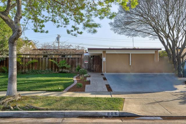 806 Dartshire Way, Sunnyvale, CA 94087
