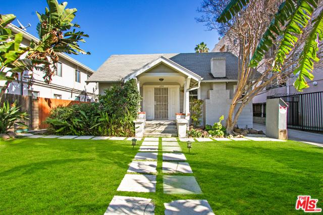1244 N LAS PALMAS Avenue, Los Angeles, CA 90038