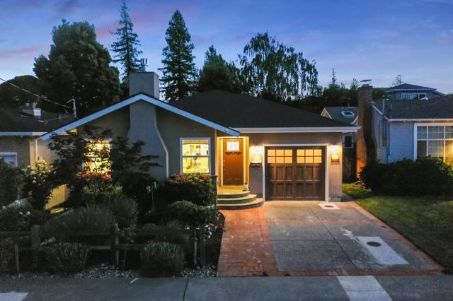 1350 Woodland Avenue, San Carlos, CA 94070