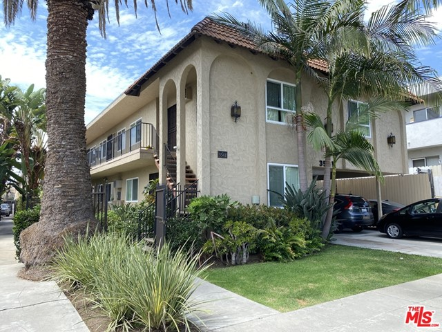 Dont miss out on this great opportunity for a prime nine unit apartment building in a highly desirable area of the Palms neighborhood of Los Angeles, with upside in rents!  Well maintained, pride of ownership building with many upgraded units; some with hardwood floors, Caesar stone and/or granite countertops, and much more!   High Walk-Score neighborhood (88), and good access to transit (4 blocks from the Metro E Line Palms Station and easy access to the 10 and 405 freeway on ramps.    Current GRM at 16.5, and CAP at 4.18% at actual income and actual expenses with adjustments for the new tax rate.   Potential for 5.02% CAP with units at market rent.