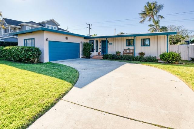 660 Cabrillo Ave, Coronado, CA 92118