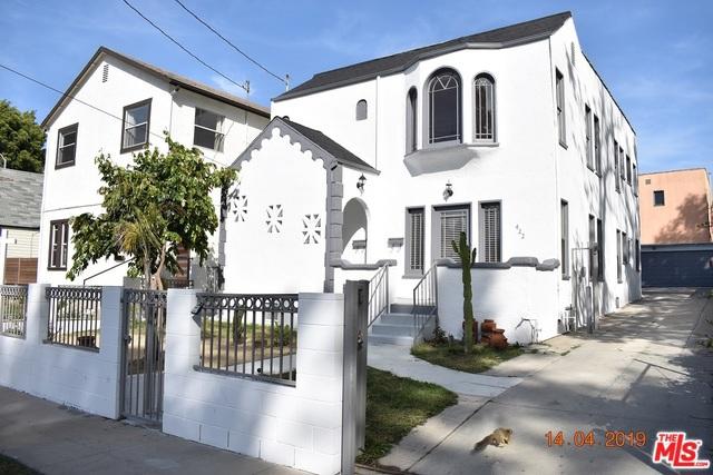 422 N RENO Street, Los Angeles, CA 90026
