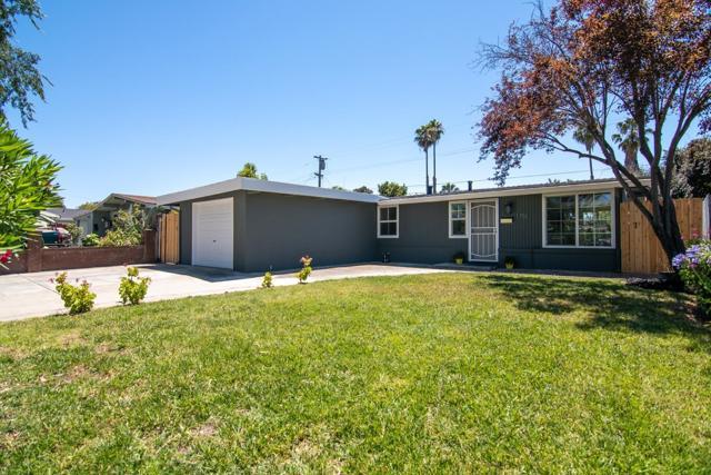 1751 Terilyn Avenue, San Jose, CA 95122