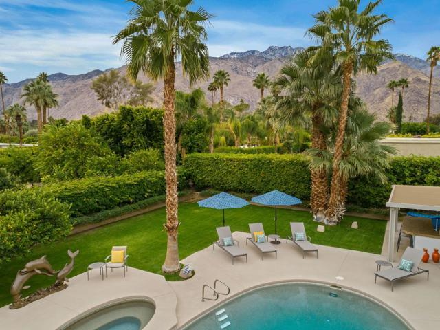 887 Mel Avenue, Palm Springs, CA 92262