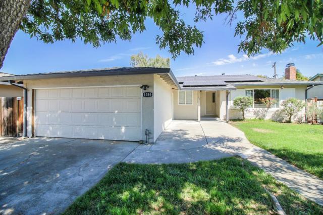 1395 Bouret Drive, San Jose, CA 95118