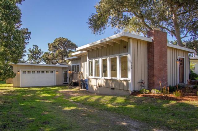 260 Crocker Avenue, Pacific Grove, CA 93950