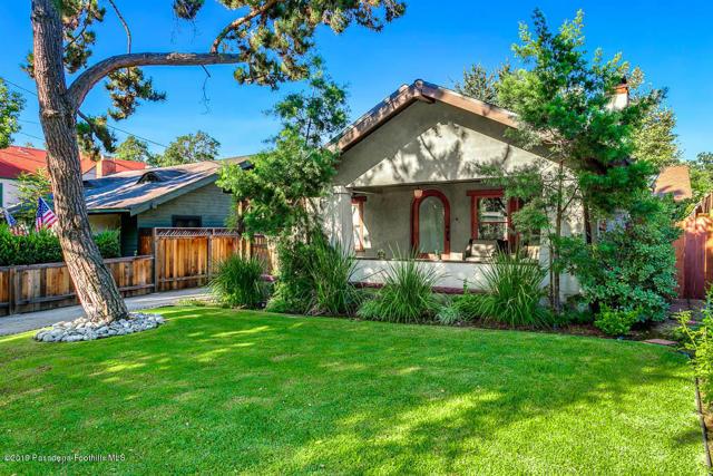 1465 N Mar Vista Avenue, Pasadena, CA 91104