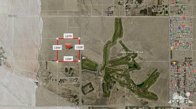 Details for 38 Acres Palm Drive, Desert Hot Springs, CA 92241