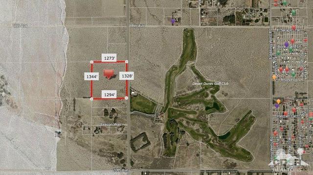 Details for 38 Acres Palm Drive, Desert Hot Springs, CA 92241