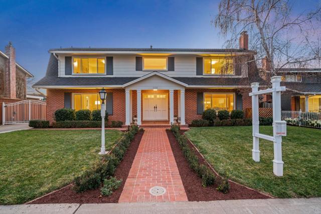 1135 Genevieve Lane, San Jose, CA 95128