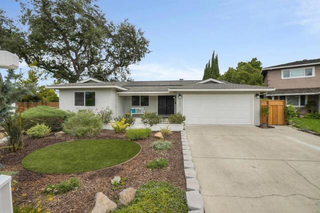 1801 Laurinda Drive, San Jose, CA 95124