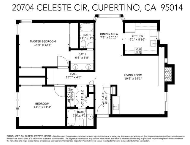 37. 20704 Celeste Circle Cupertino, CA 95014