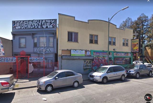 8213 International Boulevard, Oakland, CA 94621