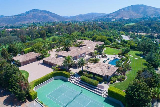 6682 Las Arboledas, Rancho Santa Fe, CA 92067